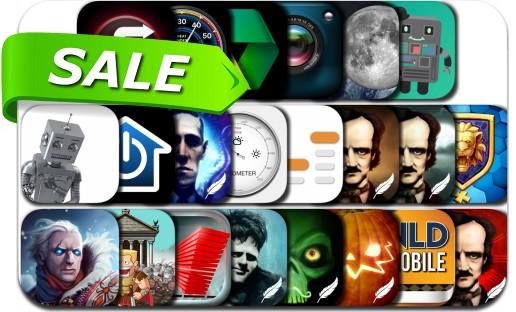 iPhone & iPad App Price Drops - October 6, 2021