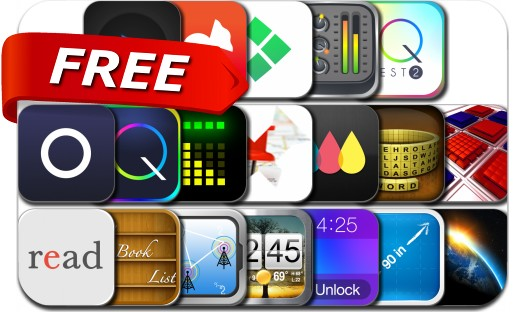 iPhone & iPad Apps Gone Free - August 24, 2014
