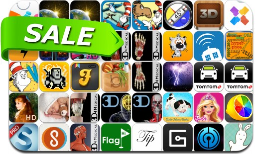 iPhone & iPad App Price Drops - July 27, 2014