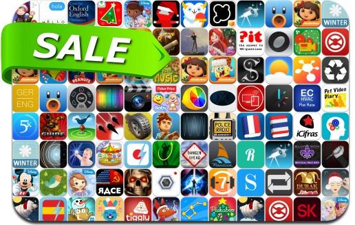 iPhone & iPad App Price Drops - December 17, 2014