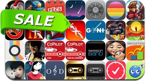 iPhone & iPad App Price Drops - May 25, 2017
