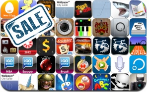 iPhone and iPad Apps Price Drops - August 13