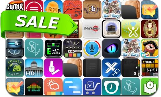 iPhone & iPad App Price Drops - March 19, 2014