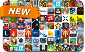 Newly Released iPhone and iPad Apps - December 1