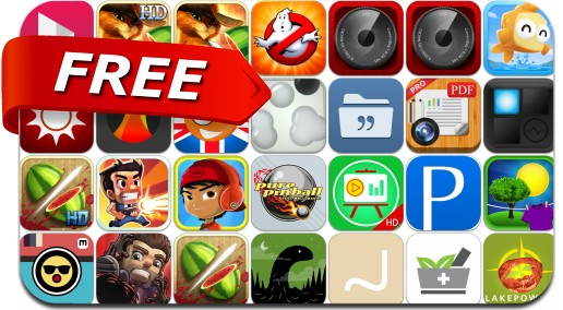 iPhone & iPad Apps Gone Free - June 17, 2014