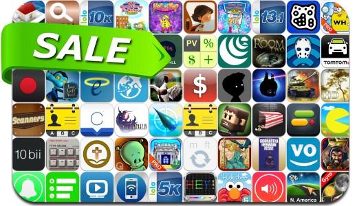 iPhone & iPad App Price Drops - February 27, 2014