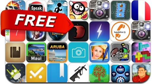 iPhone & iPad Apps Gone Free - October 8