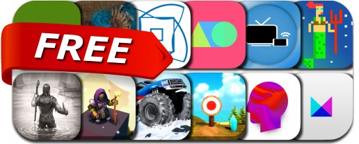 iPhone & iPad Apps Gone Free - July 3, 2018