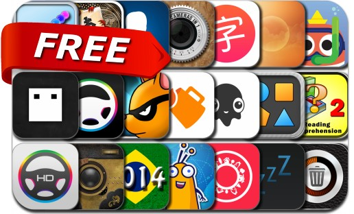 iPhone & iPad Apps Gone Free - June 20, 2014