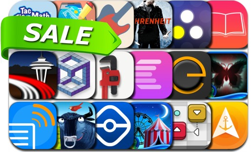 iPhone & iPad App Price Drops - August 10, 2016