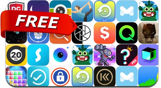 iPhone & iPad Apps Gone Free - January 12, 2021