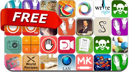 iPhone & iPad Apps Gone Free - January 10, 2015