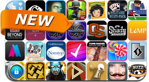 Newly Released iPhone & iPad Apps - March 6