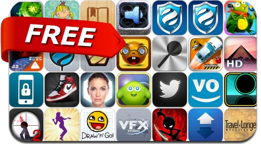 iPhone & iPad Apps Gone Free - April 30