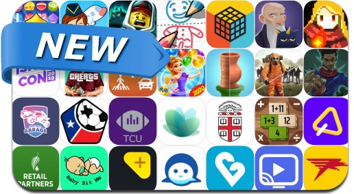 Newly Released iPhone & iPad Apps - September 2, 2019