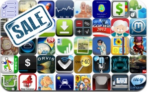 iPhone and iPad Apps Price Drops - October 16