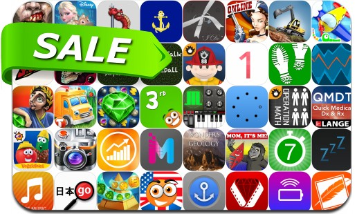 iPhone & iPad App Price Drops - May 29, 2015