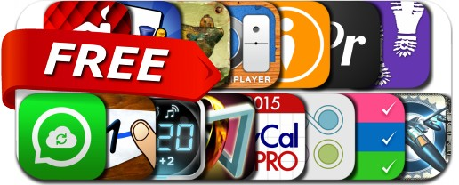 iPhone & iPad Apps Gone Free - June 26, 2015