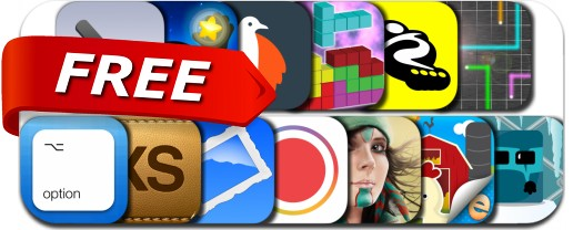 iPhone & iPad Apps Gone Free - October 11, 2017
