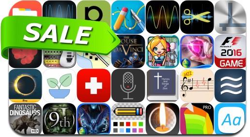 iPhone & iPad App Price Drops - April 30, 2018