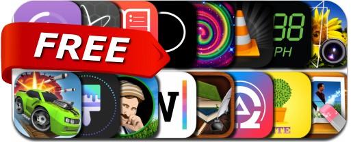 iPhone & iPad Apps Gone Free - February 18, 2016