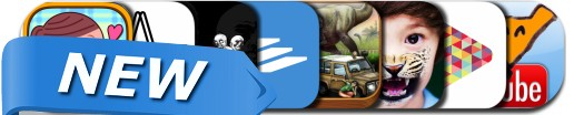 Newly Released iPhone & iPad Apps - June 21, 2015
