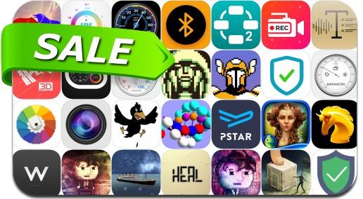 iPhone & iPad App Price Drops - July 9, 2021