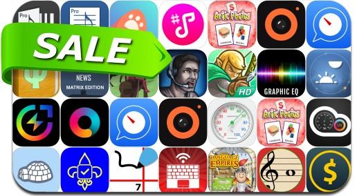 iPhone & iPad App Price Drops - May 12, 2020