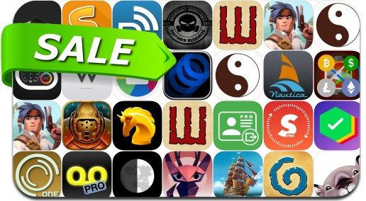 iPhone & iPad App Price Drops - September 1, 2018