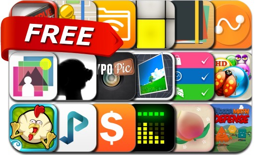 iPhone & iPad Apps Gone Free - May 16, 2015