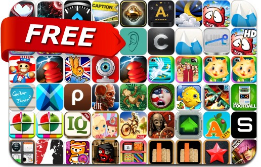 iPhone & iPad Apps Gone Free - July 5