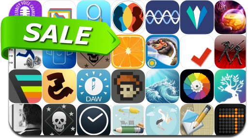 iPhone & iPad App Price Drops - June 3, 2016