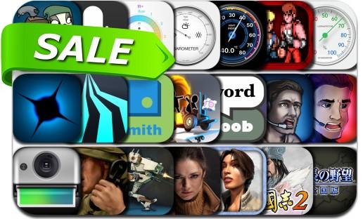 iPhone & iPad App Price Drops - October 2, 2021