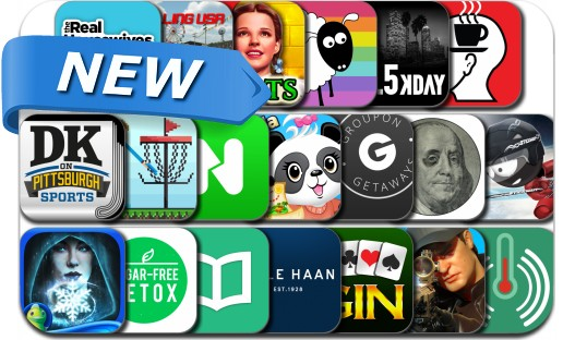 Newly Released iPhone & iPad Apps - November 11, 2014