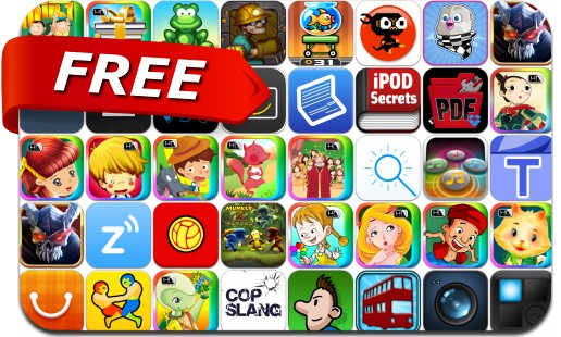 iPhone & iPad Apps Gone Free - February 12, 2014