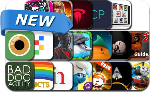 Newly Released iPhone & iPad Apps - December 20, 2014
