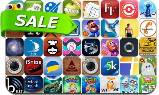 iPhone & iPad App Price Drops - September 30