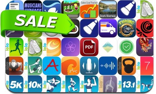 iPhone & iPad App Price Drops - January 1, 2019