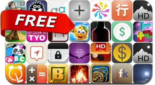 iPhone & iPad Apps Gone Free - October 27