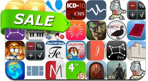 iPhone & iPad App Price Drops - April 15, 2016