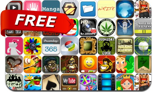iPhone & iPad Apps Gone Free - April 18