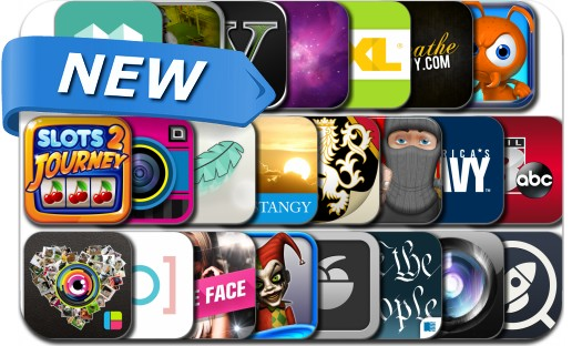 Newly Released iPhone & iPad Apps - September 17