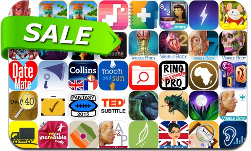 iPhone & iPad App Price Drops - July 8, 2015