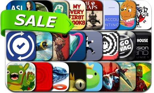 iPhone & iPad App Price Drops - December 12, 2016