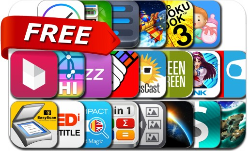 iPhone & iPad Apps Gone Free - September 9, 2014