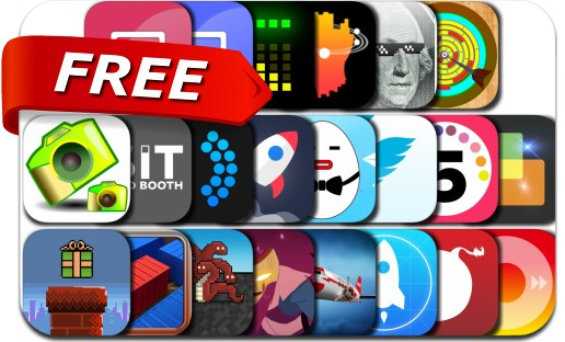 iPhone & iPad Apps Gone Free - January 7, 2019