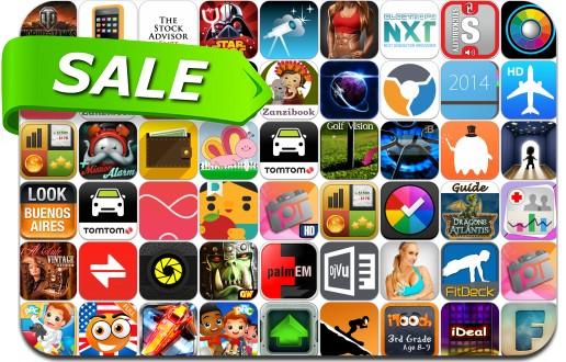 iPhone & iPad App Price Drops - February 7, 2014