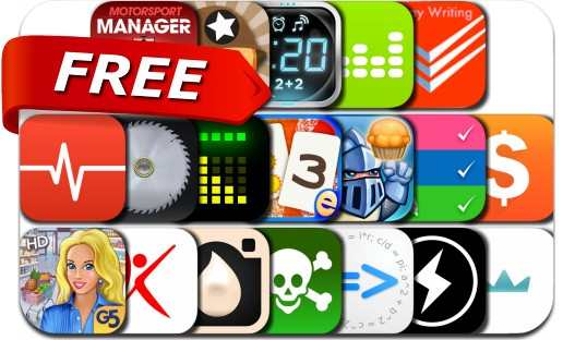 iPhone & iPad Apps Gone Free - March 22, 2016