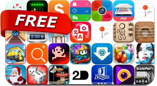 iPhone & iPad Apps Gone Free - December 22, 2016