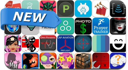 Newly Released iPhone & iPad Apps - July 23
